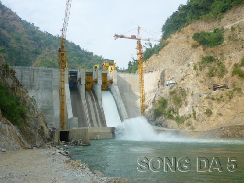 NAM CHIEN 2 HYDROPOWER PROJECT