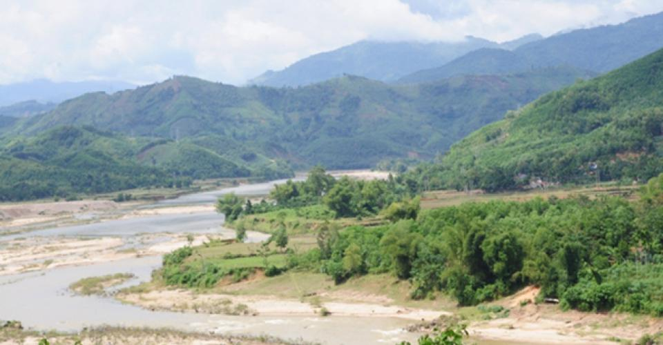 Quang Ngai to invest in Tra Khuc hydropower plant no. 2