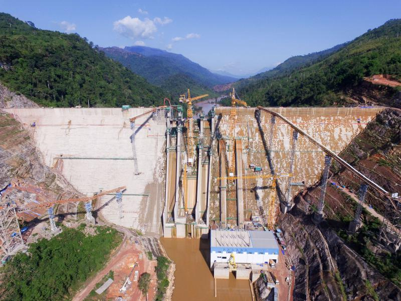 NAM NGIEP 1 HYDROPOWER PROJECT