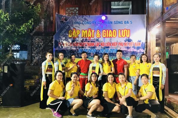 Activities held to honor 88 year of establishment of Vietnamese Women's Association