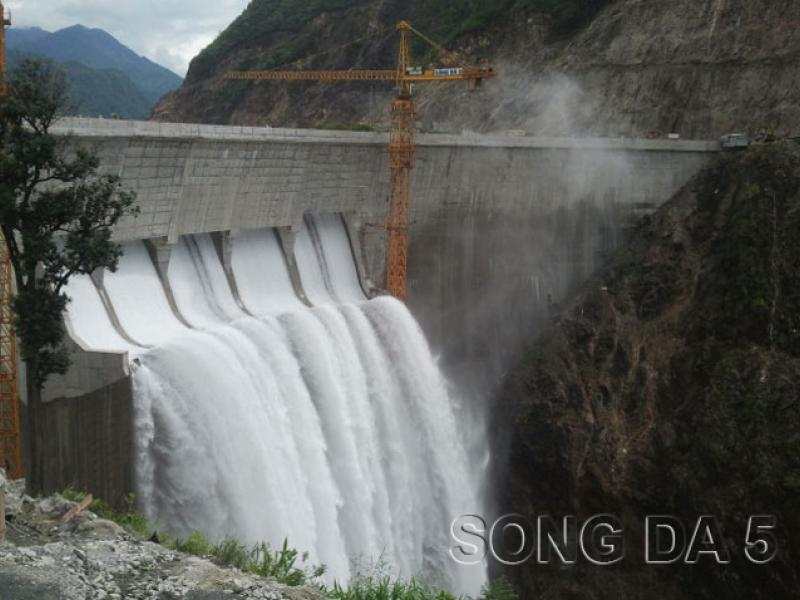 NAM CHIEN HYDROPOWER PROJECT