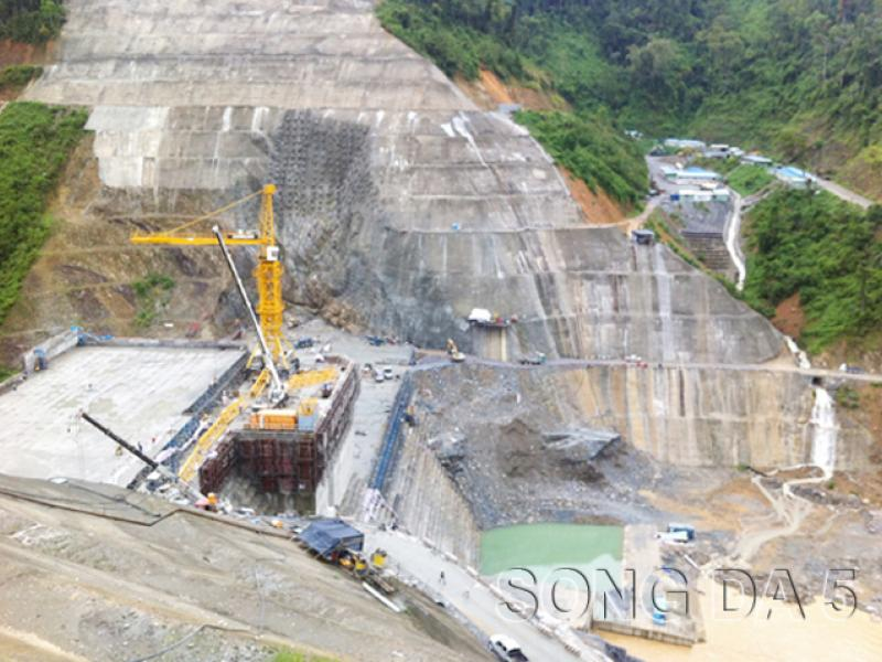 SONG BUNG 4 HYDROPOWER PROJECT