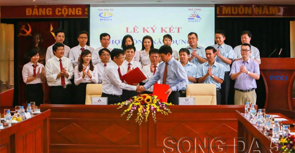 Contract Signing Ceremony for Package XD-01 – Bao Lam 3 Hydropower Project