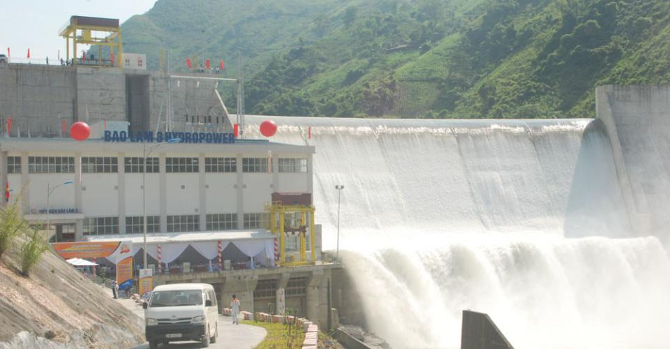Completion celebration of Bao Lam 3 and Bao Lam 3A hydro power projects
