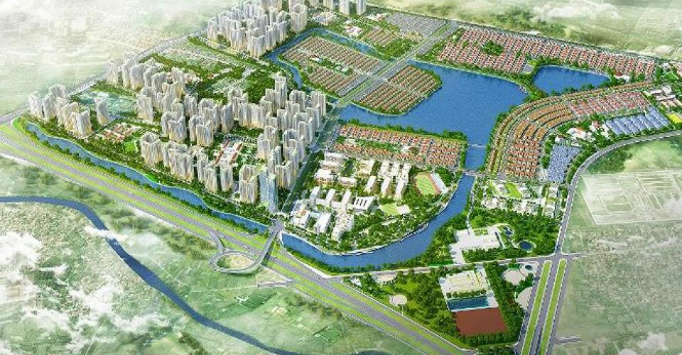 Hanoi real estate projects shook