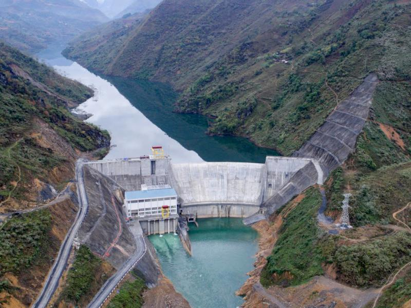 BAO LAM 3 HYDROPOWER PROJECT