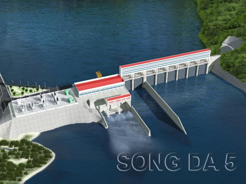 CHI KHE HYDROPOWER PROJECT