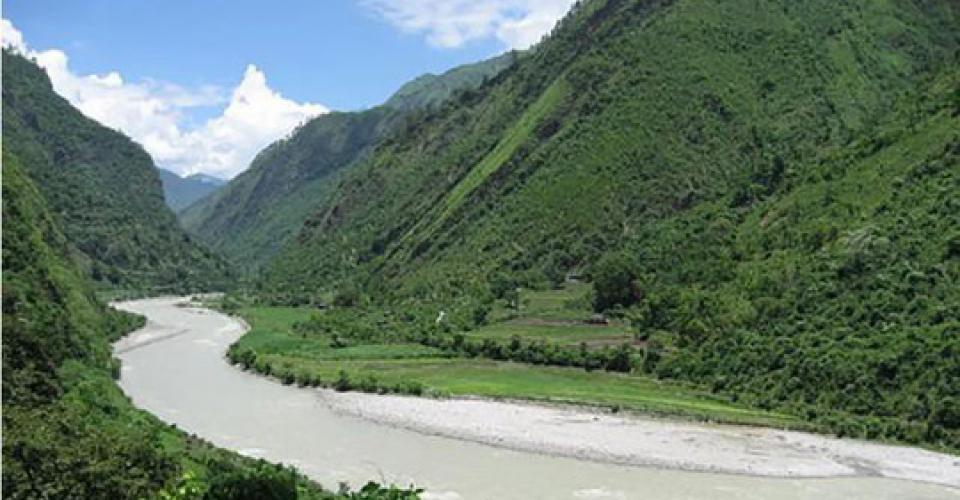 China mulls exit from Nepal's Seti hydropower project
