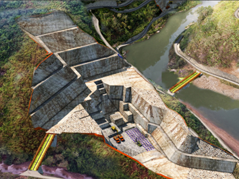 LONG TAO HYDROPOWER PROJECT