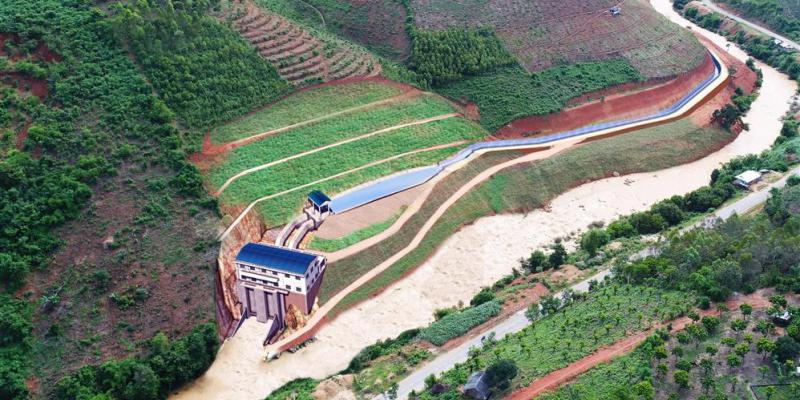 NAM CONG 5 HYDROPOWER PROJECT