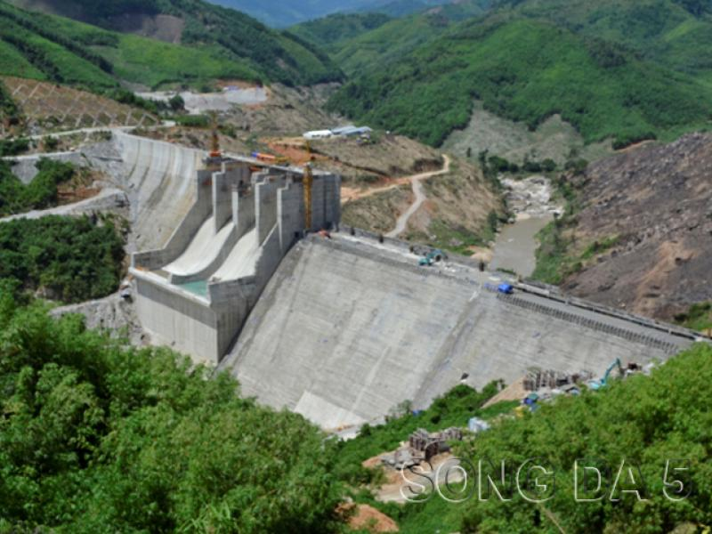DAKDRINH HYDROPOWER PROJECT